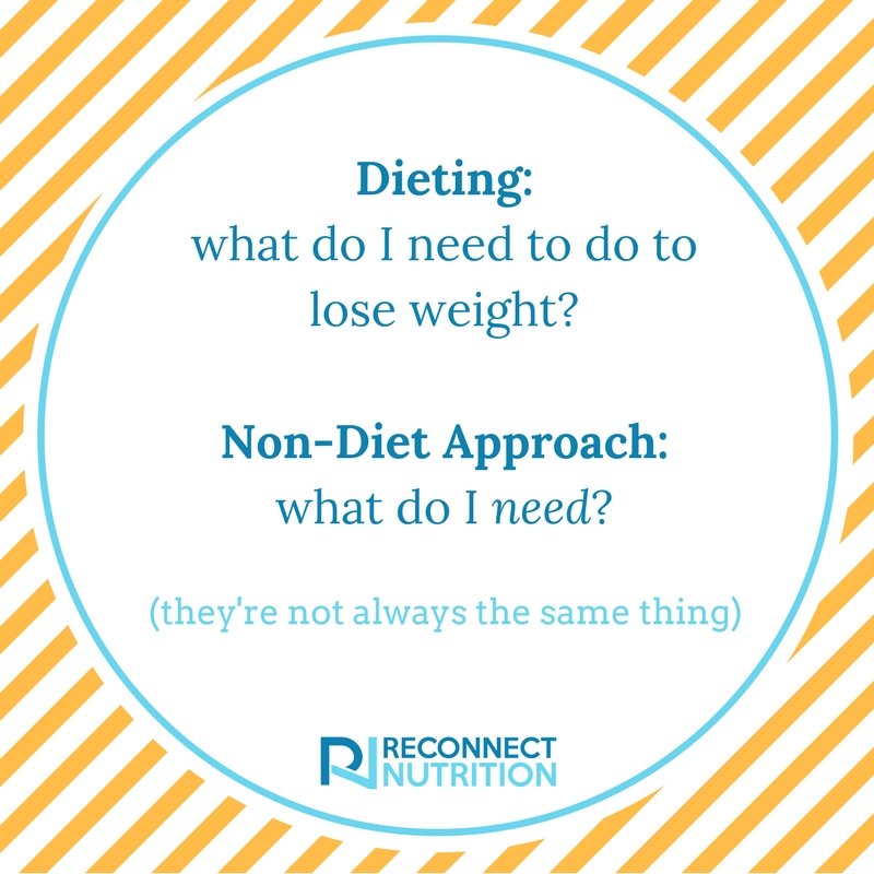 Is another diet what you really need?