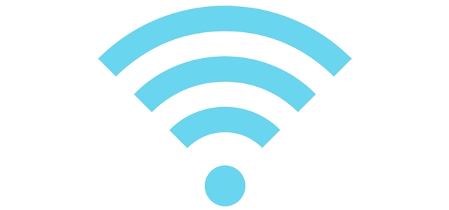 Wifi symbol for dietitian online